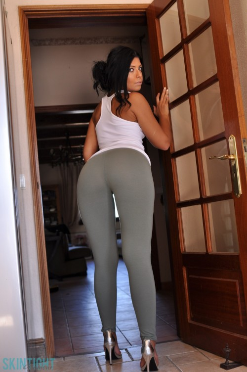 Cara De La Hoyde Leggings - Picture 4