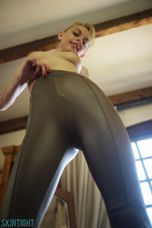 Chloe Toy Grey Leggings