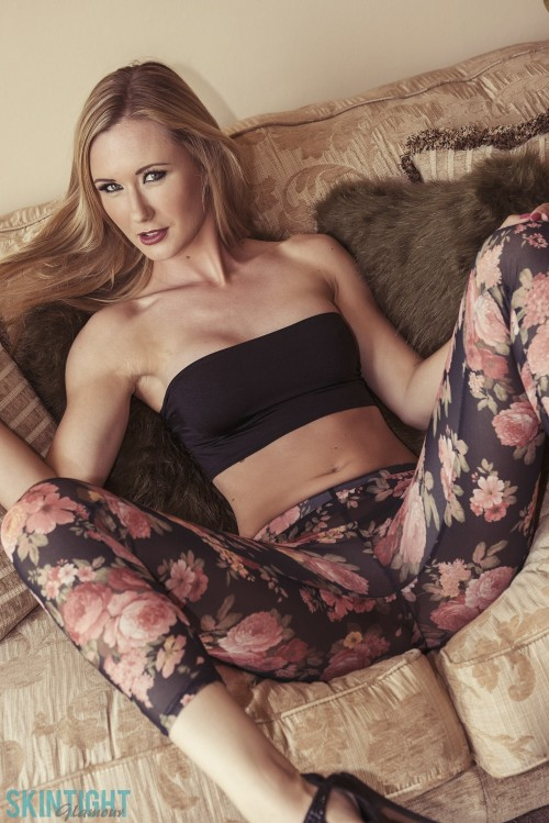 sam floral leggings